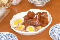 誕生日ケーキならぬ角煮