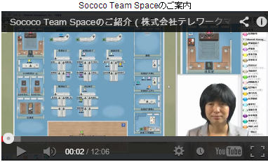 Sococo Team Spaceのご紹介